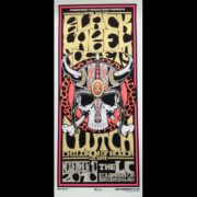 Black Label Society Screen Printed Poster-0