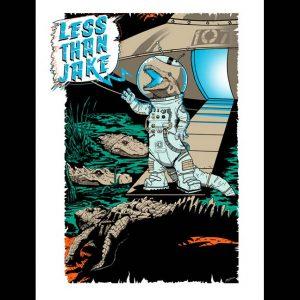 Less Than Jake 20th Anniversary Poster Designed by Matt Jordan-0