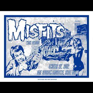 Misfits Providence Poster 2012-0