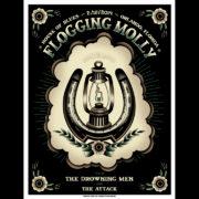 Flogging Molly Orlando, Fl 2014 screen printed poster-0