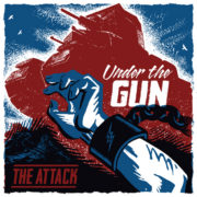4 – The Attack – Under the Gun 7″ EP-0